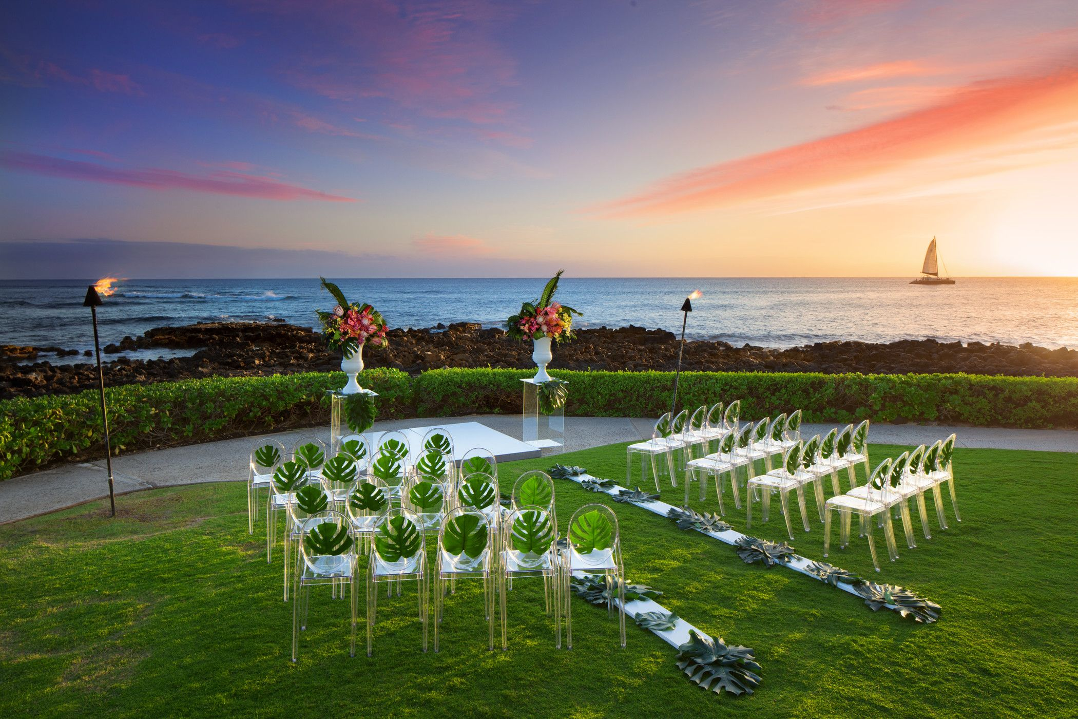 If You Prefer To Have An Indoor Wedding We Also Offer A Range Of Oceanfront Reception Venues And Can Accommodate Celebrations All Sizes Styles